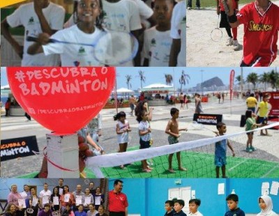 Badminton for Development and Peace