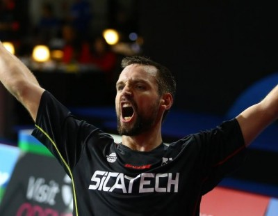 Danes Avoid First-Round Exit – Day 1: Yonex Denmark Open 2015