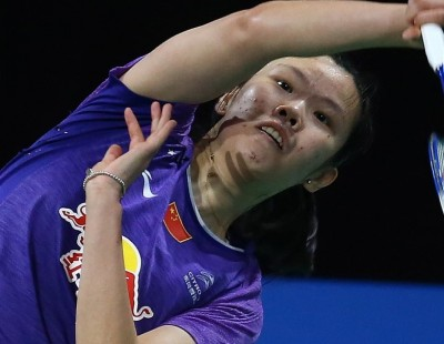 Re-'Li'-eved Xuerui Eyes Title – Day 2: Yonex Denmark Open 2015