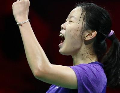 Hip, Hip, Xuerui 'Real-Li' Back! - Finals: Yonex Denmark Open 2015