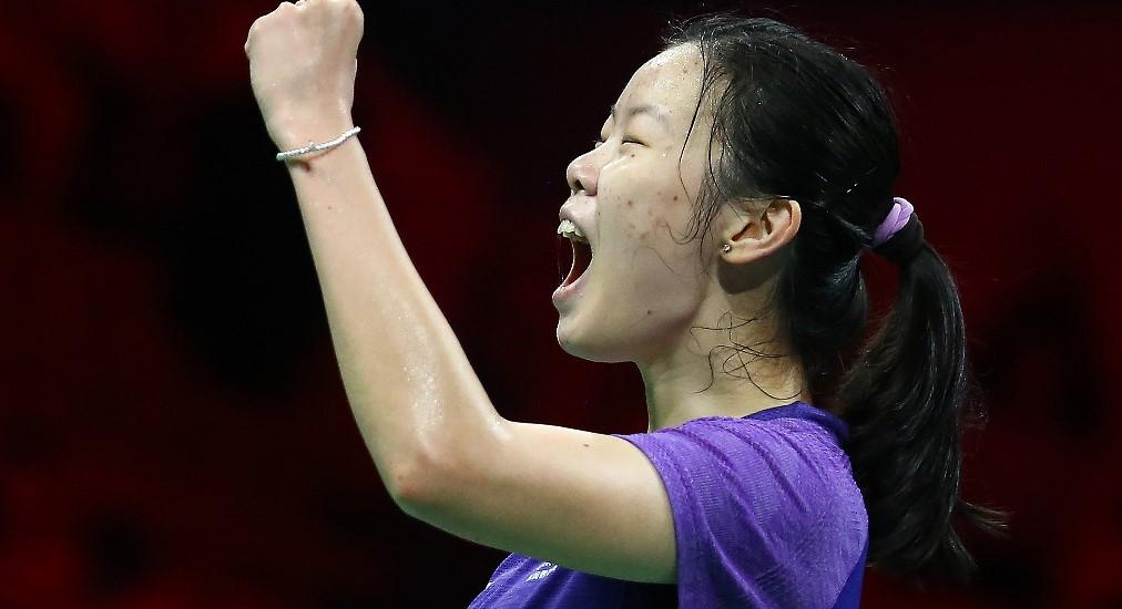Hip, Hip, Xuerui 'Real-Li' Back! – Finals: Yonex Denmark Open 2015