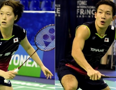 Mixed Champions Out – Day 1: Yonex French Open 2015