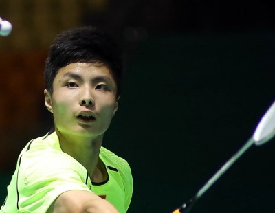 YOG Champ Shi Yuqi in Main Draw – Day 1: Thaihot China Open 2015