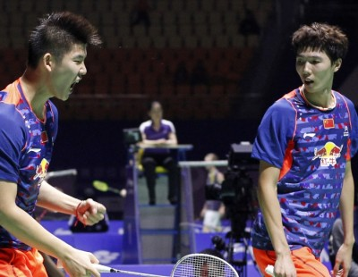 Lee/Yoo Crash Out – Day 3: Thaihot China Open 2015
