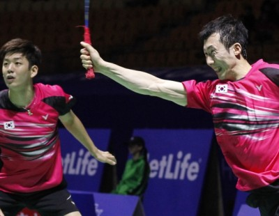 Lee/Yoo Stage Great Escape - Day 5: Yonex-Sunrise Hong Kong Open 2015
