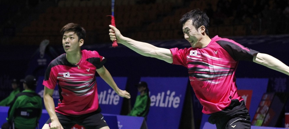 Lee/Yoo Stage Great Escape – Day 5: Yonex-Sunrise Hong Kong Open 2015