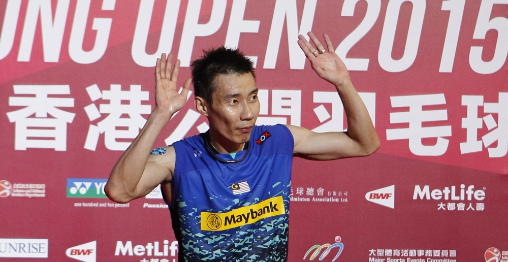 Third Straight Superseries for Lee – Finals: Yonex-Sunrise Hong Kong Open 2015