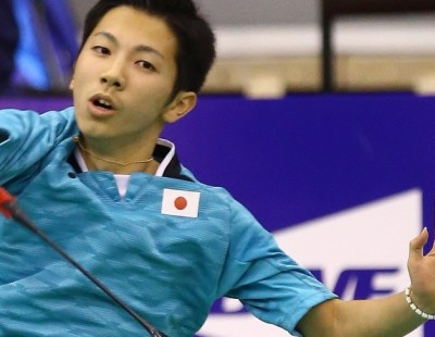Watanabe Blasts A 'Wei' – Day 3: YONEX BWF World Junior Championships 2015