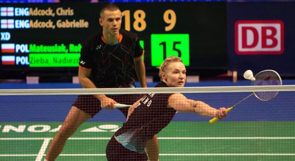 Mateusiak/Zieba Win Mixed Doubles Crown – Bitburger Open Review