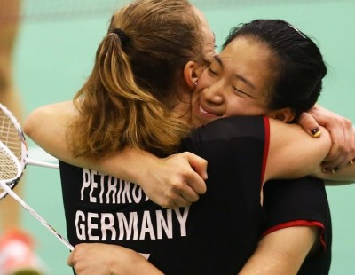 Inspired Comeback Lifts Germany – Day 2: Suhandinata Cup 2015
