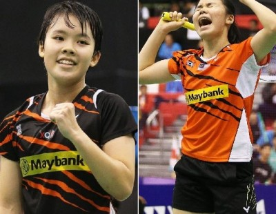 Historic Singles Finals – Day 5: YONEX BWF World Junior Championships 2015