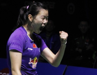It's a Lee & Li Show! – Finals: Thaihot China Open 2015