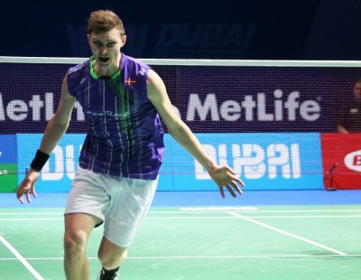 Chen Succumbs to Axelsen – Day 4: Dubai World Superseries Finals 2015