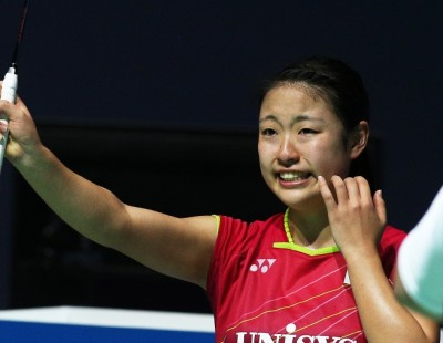 Singles Glory for Japan – Day 5: Dubai World Superseries Finals