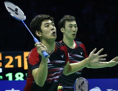 Dubai's Next for Lee and Yoo