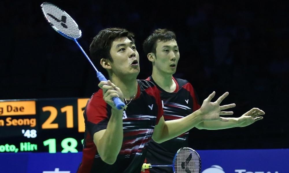 Dubai's Next for Lee and Yoo