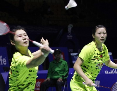 Women's Doubles – 2015 in Review