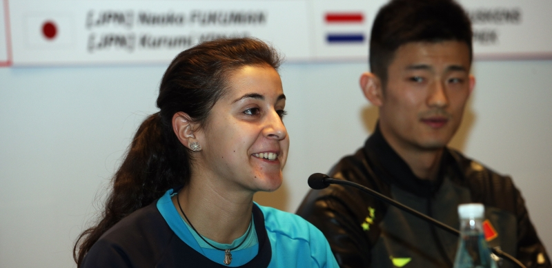 Marin Lands in Minefield – Dubai World Superseries Finals 2015