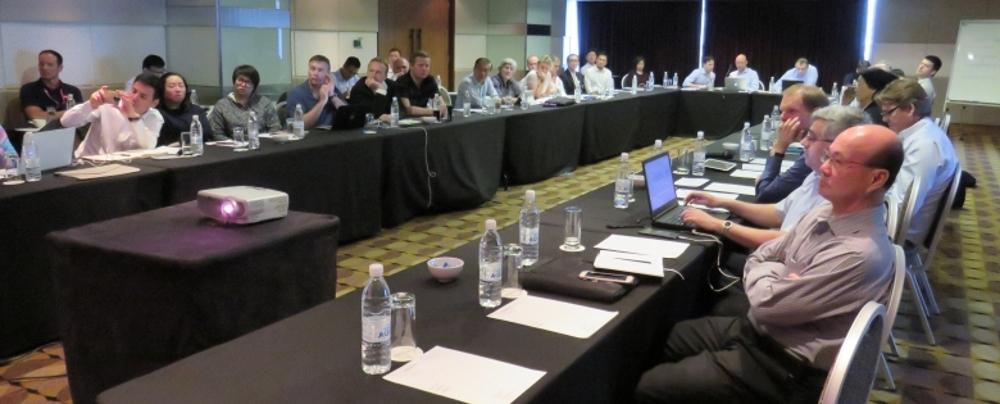 Event Hosts Discuss Evolving Circuit