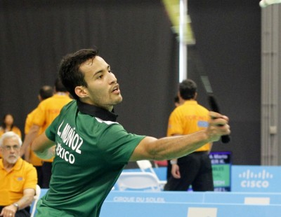 Mexico, New Zealand in Thomas Cup final round