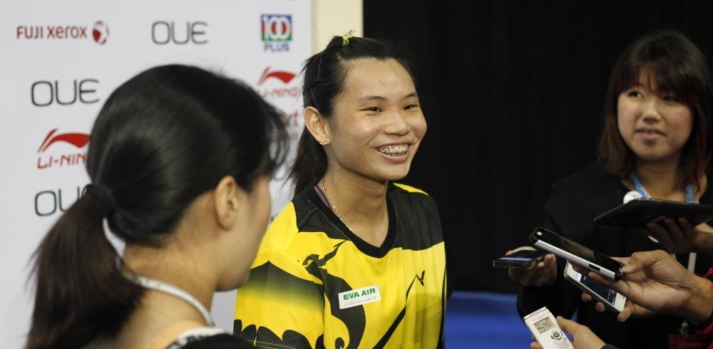 Singapore Tops AIPS Badminton Award