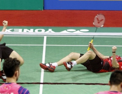 Chong Wei, Lin Dan Crash Out – Day 3: Yonex-Sunrise India Open 2016