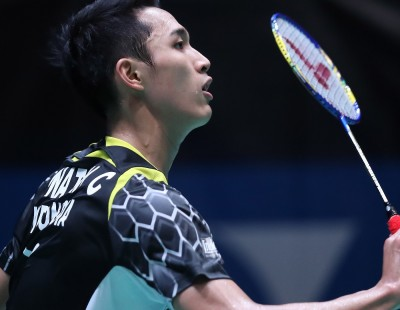 Christie's 'Upset-ting' Quest – Day 1: YONEX All England Open 2016