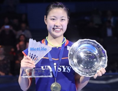 Okuhara Takes 'All England' Cake – Finals: YONEX All England Open 2016