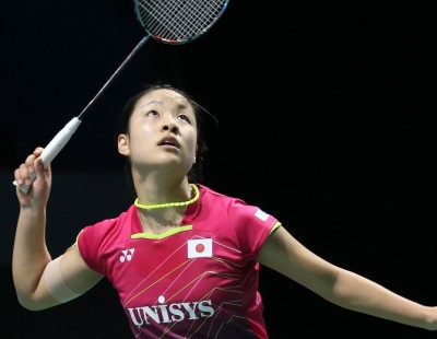Okuhara at Career-High No.3
