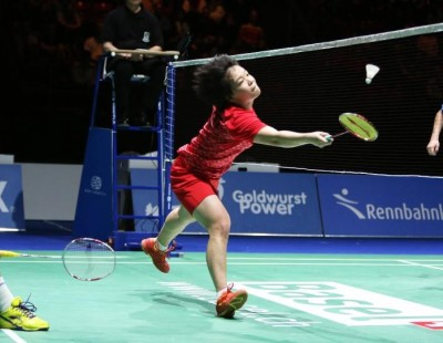 Bingjiao Comes of Age – Finals: Swiss Open 2016