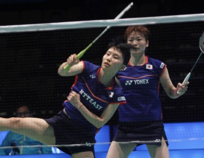 Defending Champs Luo/Luo Crash – Day 2: Celcom Axiata Malaysia Open 2016
