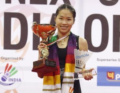 Momota, Intanon Singles Champions – Day 6: Yonex-Sunrise India Open 2016