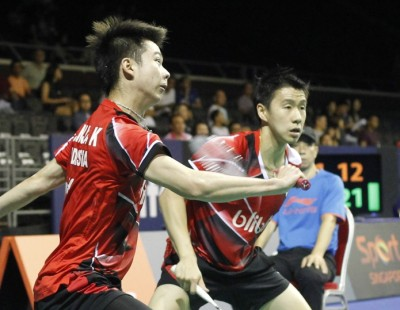 Intanon's Winning Run Ends – Day 3: Dong Feng Citroen Badminton Asia Championships