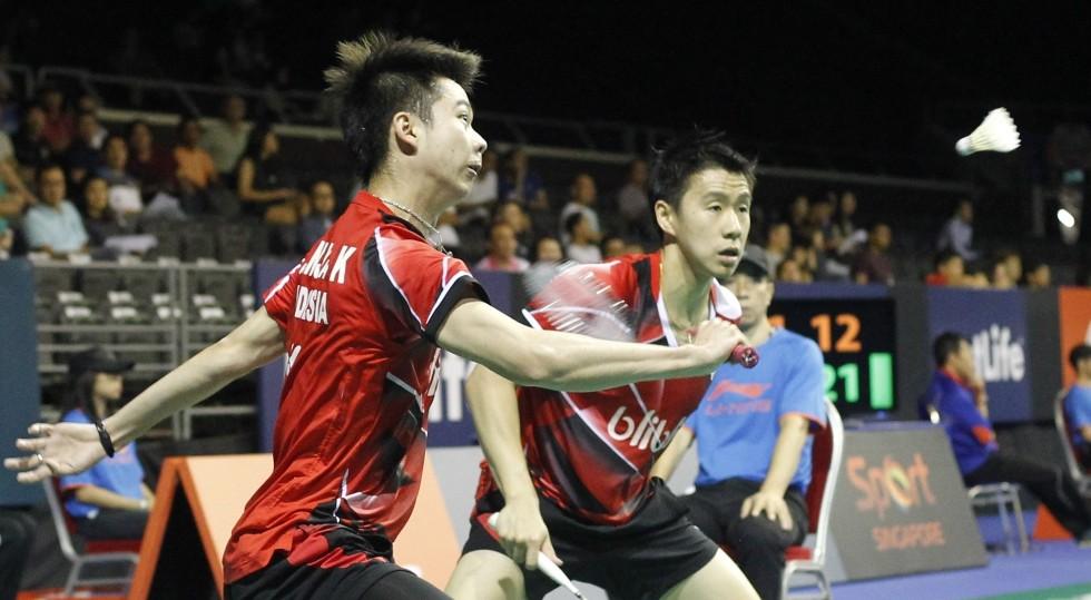 Intanon's Winning Run Ends – Day 3: Dong Feng Citroen Badminton Asia Championships