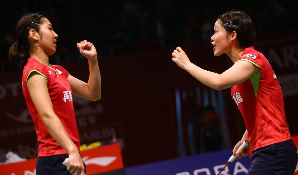Fukuman/Yonao Win Marathon Duel – Day 4: Dong Feng Citroen Badminton Asia Championships