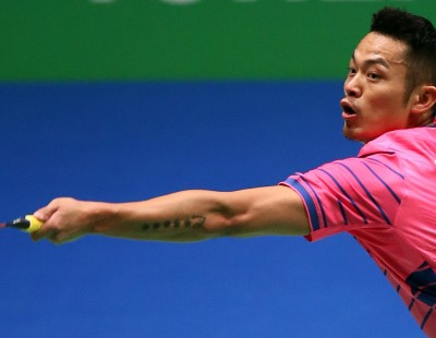 Lin Dan Masters Chen Long – Finals: Bonny China Masters 2016