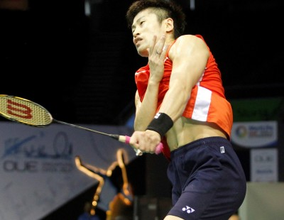 Chen Escapes; Jan 'Sho'-wn Out – Day 2: OUE Singapore Open 2016