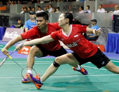 Praveen and Debby Sur-'five'! – Day 3: OUE Singapore Open 2016