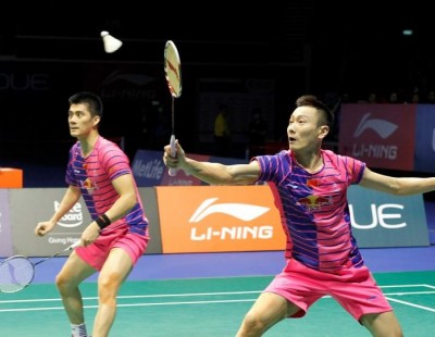 Doubles Split Three Ways – Doubles Finals: OUE Singapore Open 2016