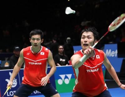 Japan Ambush China – ROBOT Badminton Asia Mixed Team Championships 2017: Day 5