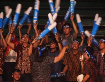 Crackling Start Sets the Mood – Day 1: BCA Indonesia Open 2016