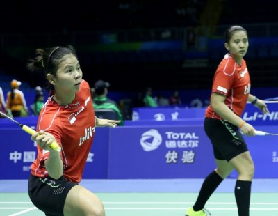 Indonesia Prevail Over Hong Kong – Day 2 Session 2: TOTAL BWF Thomas & Uber Cup Finals 2016