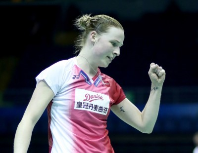 Kjaersfeldt, Madsen Drive Danish Success – Day 3 Session 1: TOTAL BWF Thomas & Uber Cup Finals 2016