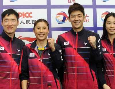 TOTAL BWF Thomas & Uber Cup Finals 2016: Opening Salvos Fired as Teams Get Set
