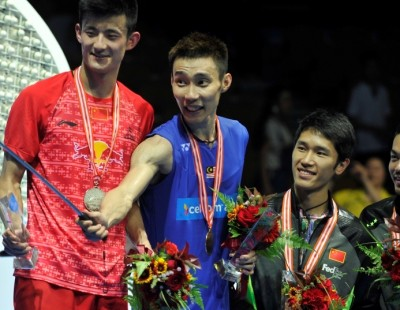 Lee Chong Wei Masters Chen Long Again – Finals: Dong Feng Citroen Badminton Asia Championships