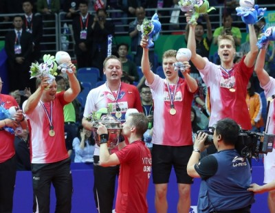 A Momentous Event for Europe – Thomas Cup Review