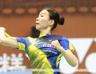 Buranaprasertsuk Falls to Lee Jang Mi – Yonex Open Chinese Taipei 2016: Day 2