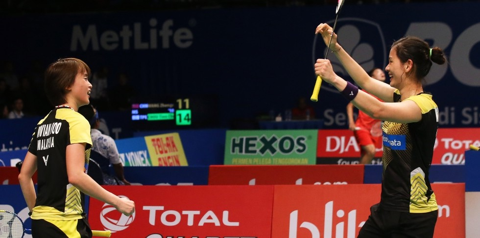 Favourites Fall Like Nine Pins – Day 4: BCA Indonesia Open 2016