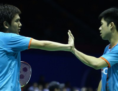 Wong Breezes past Tian Houwei – Yonex Open Chinese Taipei 2016: Day 3
