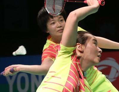 Chinese 'Newcomers' Win – Doubles Finals: XIAMENAIR Australian Open 2016